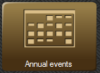 Annual events menu button